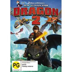 How To Train Your Dragon 2 DVD 1Disc