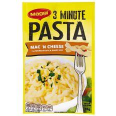 Maggi 3 Minute Pasta Mac n Cheese 70g