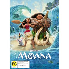 Moana DVD 1Disc