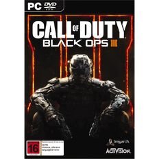 PC Games Call of Duty Black Ops 3