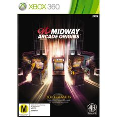 Xbox360 Midway Arcade Origins