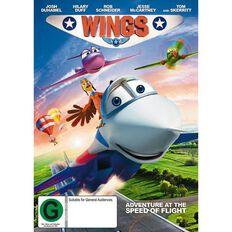 Wings DVD 1Disc