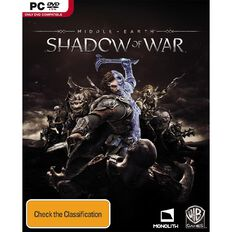 PC Games Shadow of War