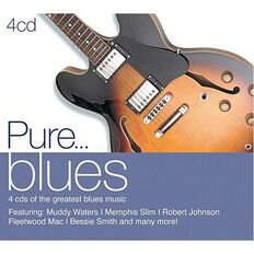 Pure Hard Rock CD by Various Artists 4Disc