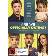 Are We Officially Dating? DVD 1Disc