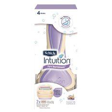 Schick Intuition Pure Nourishment Razor
