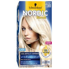 Schwarzkopf Nordic L101 Silver Blonde
