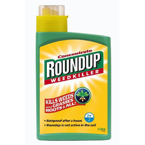 Roundup Concentrate 1000ml