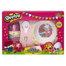 Shopkins Breakfast Set with Easter Egg 60g