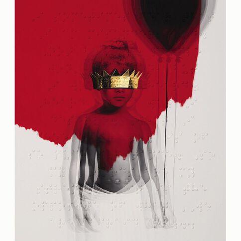 Anti CD by Rihanna 1Disc