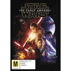 Star Wars The Force Awakens DVD 1Disc