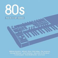 80s The Box Set Series CD by Various Artists 4Disc