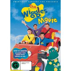 The Wiggles Movie DVD 1Disc