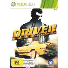 Xbox360 Driver San Francisco