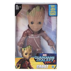 Marvel Guardians of the Galaxy Ravager Groot Figure