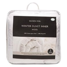 Maison d'Or Duvet Inner Wool Winter Queen