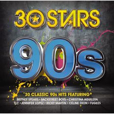 30 Stars 90s CD by Various Artists 2Disc
