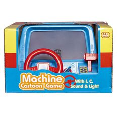 Driving Play Steering Wheel with Sounds and Lights Assorted