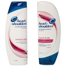 Head & Shoulders Shampoo Smooth and Silky 400ml