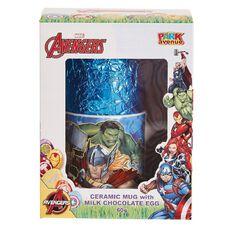 Avengers Ceramic Mug with Easter Egg in Gift Box 60g