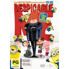 Despicable Me DVD 1Disc