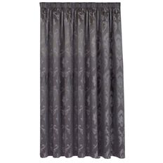 Maison d'Or Curtains Florence Pencil Pleat Alloy Steel Small Plus
