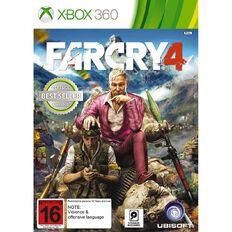 Xbox360 Far Cry 4