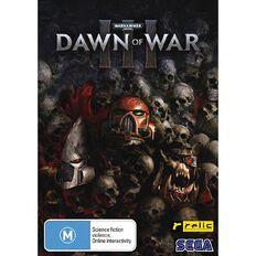 PC Games Dawn of War III