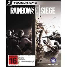 PC Games Rainbow Six Siege