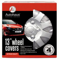 Autohaus Wheel Covers 13 inch