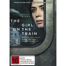 The Girl on the Train DVD 1Disc