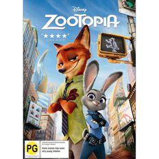 Zootopia DVD 1Disc