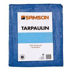 Samson Tarpaulin Blue 80gsm 12ft x 20ft