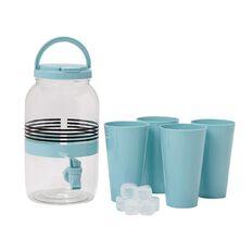 Living & Co Outdoor Drink Dispenser Pastel 4L