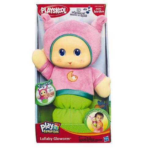 Playskool Favorites Lullaby Gloworm Assorted