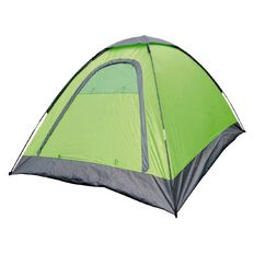 Necessities Brand Sleepout Tent Green 2 Person