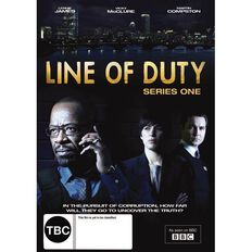 Line Of Duty Season 1 DVD 1Disc