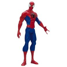 Spider-Man Marvel Ultimate Titan Hero Series Action Figure 12 inch