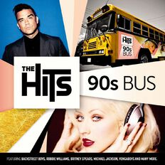 The Hits 90s Bus CD by Various Artists 2Disc