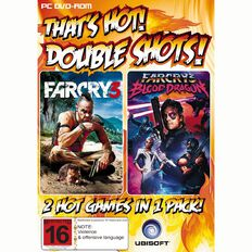 PC Games That's Hot Far Cry 3 & Far Cry 3 Blood Dragon