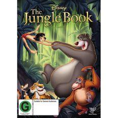 The Jungle Book DVD 1Disc