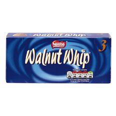 Nestle Walnut Whip 90g 3 Pack
