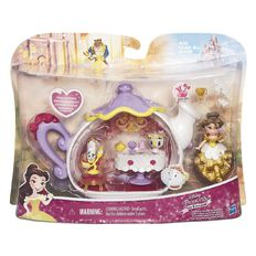 Disney Princess Small Doll Play Set Assorted