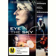 Eye In The Sky DVD 1Disc