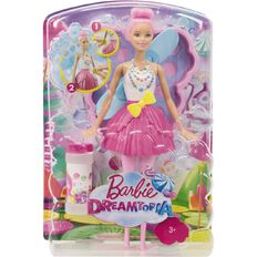 Barbie Feature Bubbly Fairy Doll