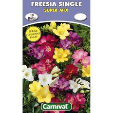 Carnival Freesia Single Bulb Super Mix 10 Pack