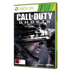 Xbox360 Call of Duty Ghosts