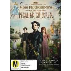 Miss Peregrine's Home For Peculiar Children DVD 1Disc