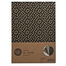 Craftwise Twinkle Paper A4 20 Sheets