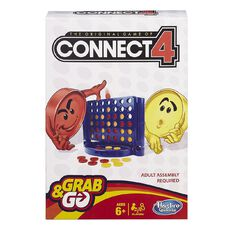 Connect Four Grab and Go Game